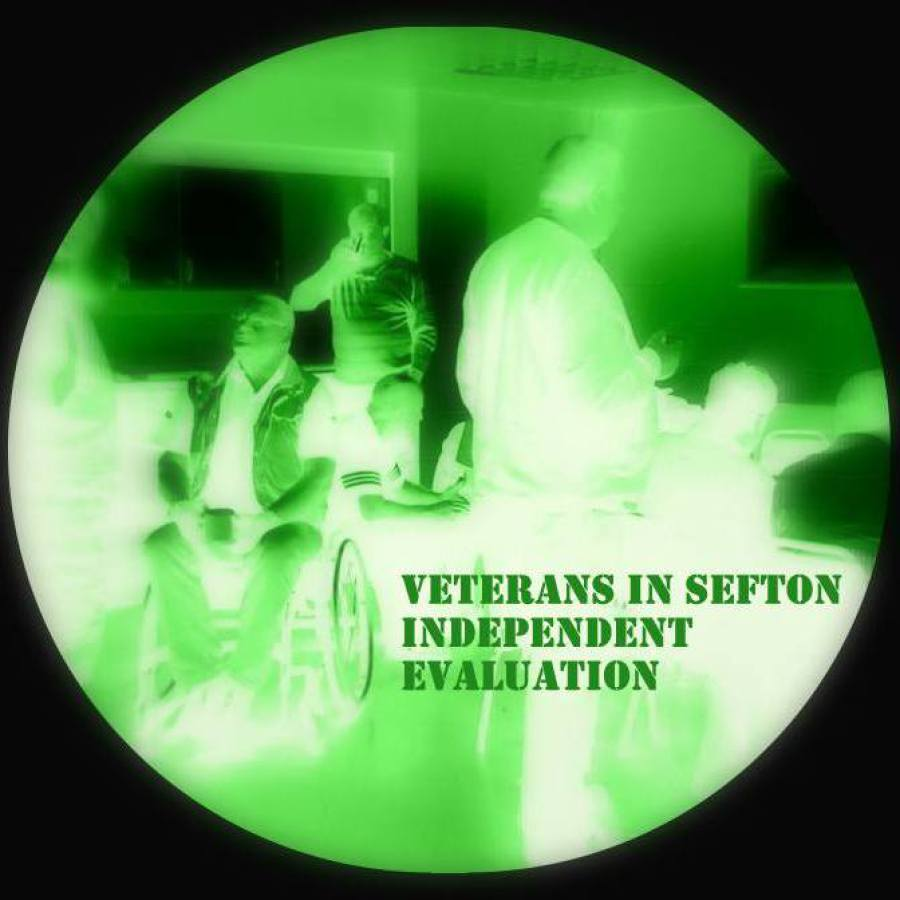 Evaluation of Veterans in Sefton support