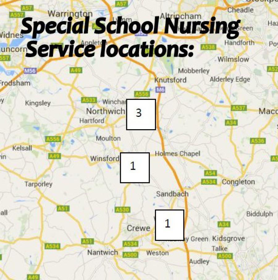 Appreciative inquiry of community nursing in Cheshire